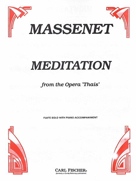 Meditation (From 'Thais')