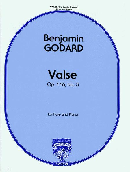 Valse, Op. 116, No. 3
