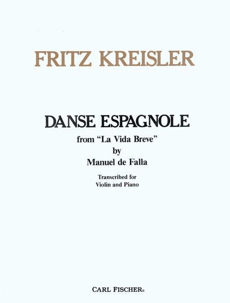 Danse Espagnole from 'La Vida Breve'