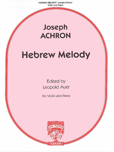 Hebrew Melody