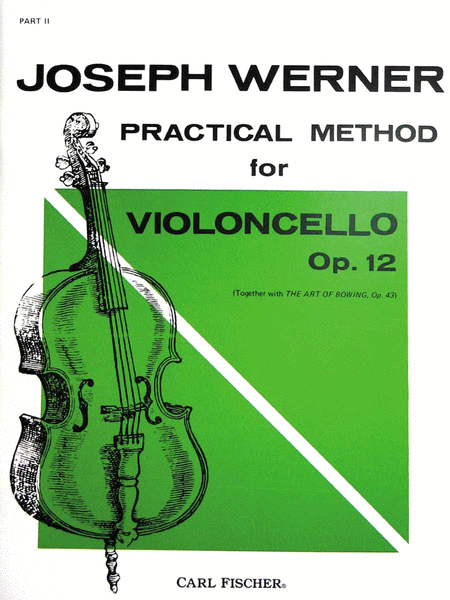 Practical Method For Violoncello