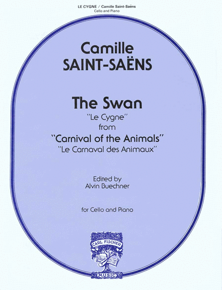 The Swan - from 'Carnival of the Animals'