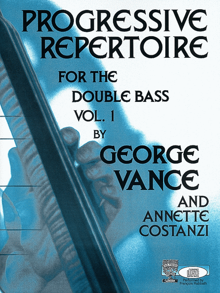Progressive Repertoire for the Double Bass - Volume 1