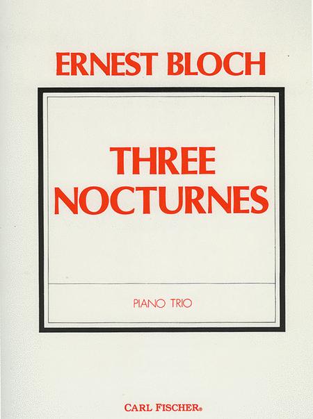 Three Nocturnes