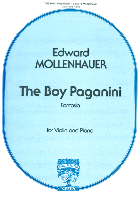 Boy Paganini, The (Fantasia)
