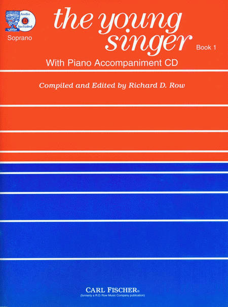 Young Singer, The-Bk.1-Soprano