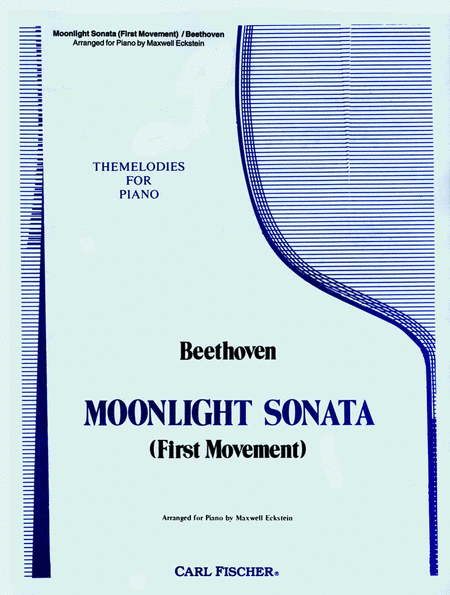 Moonlight Sonata (First Movement),Op. 27, No. 2