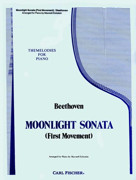 Moonlight Sonata (First Movement),Op. 27, No. 2
