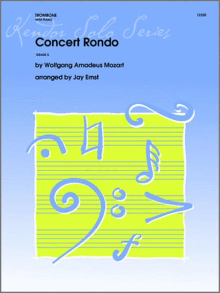 Concert Rondo (K371)