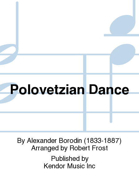 Polovetzian Dance