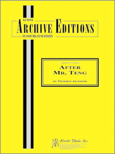 After Mr. Teng