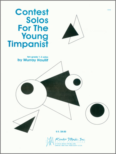 Contest Solos For The Young Timpanist