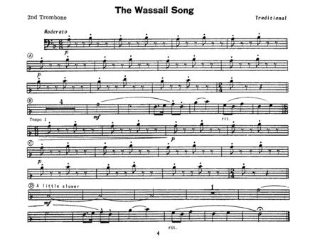 Christmas: The Joy & Spirit, Book 2 - 2nd Trombone