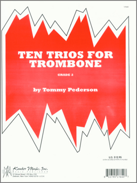 Ten Trios for Trombone