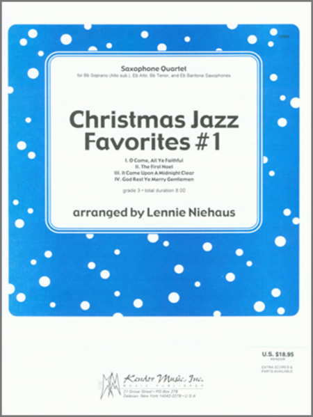 Christmas Jazz Favorites #1
