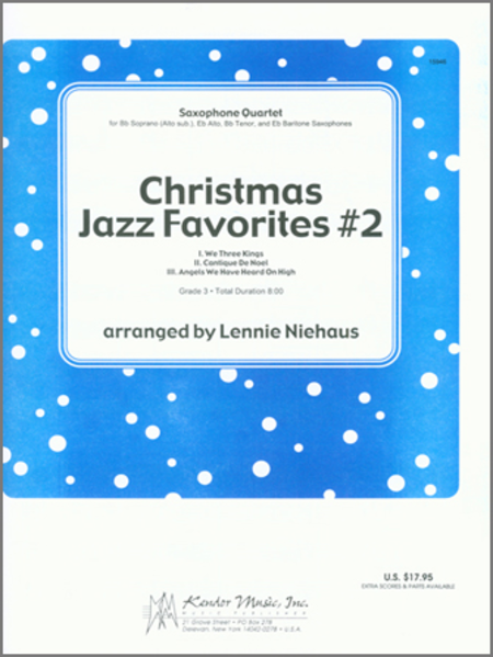 Christmas Jazz Favorites #2