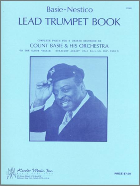 Basie-Nestico Lead Trumpet Book