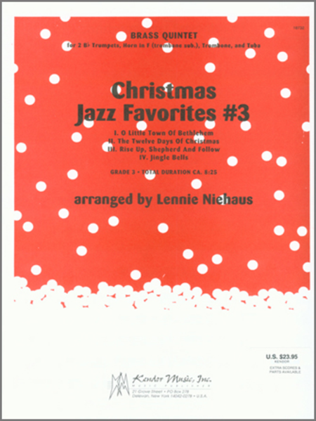 Christmas Jazz Favorites #3