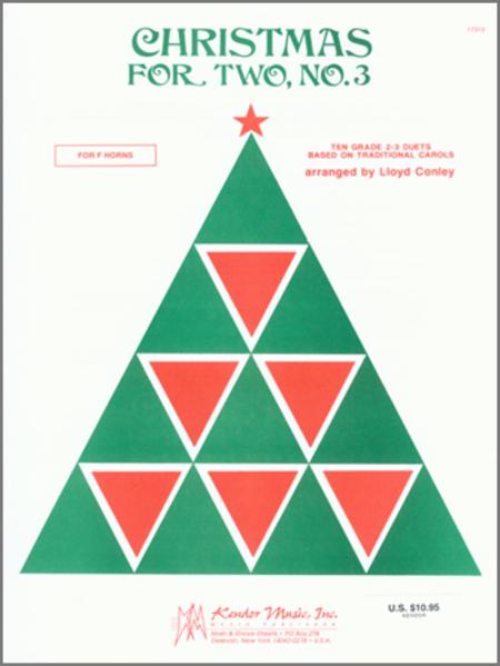 Christmas for Two, No. 3