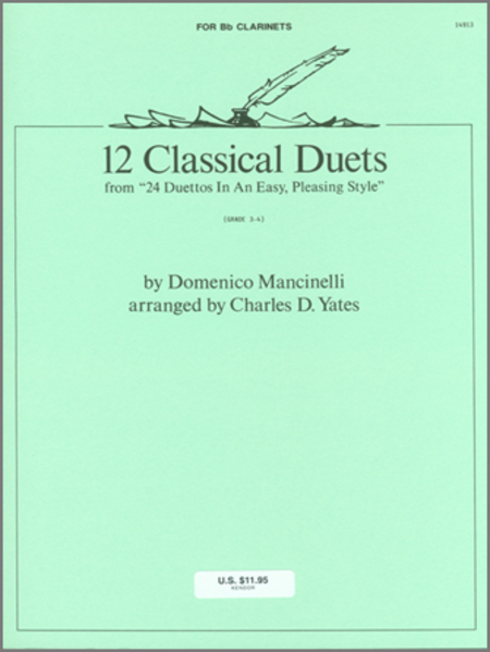 12 Classical Duets
