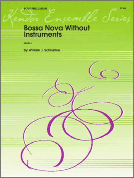 Bossa Nova Without Instruments