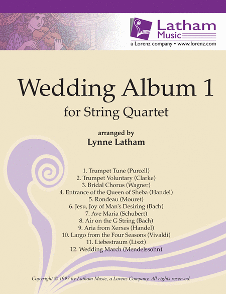 The Wedding Album for String Quartet