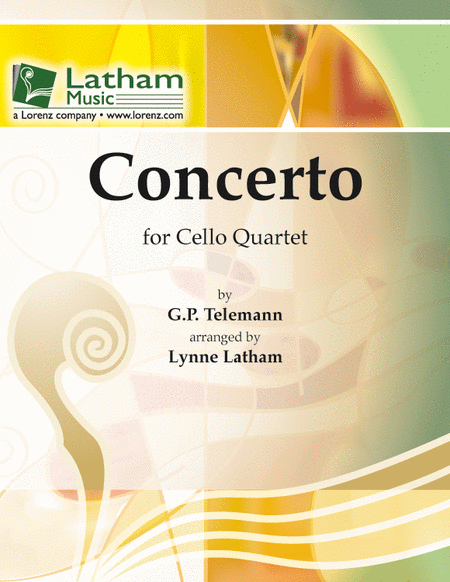Concerto for Cello Quartet
