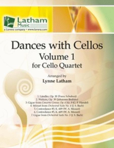 Dances With Cellos: Volume 1