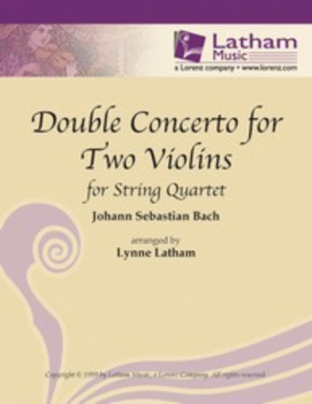 Double Concerto for Two Violins