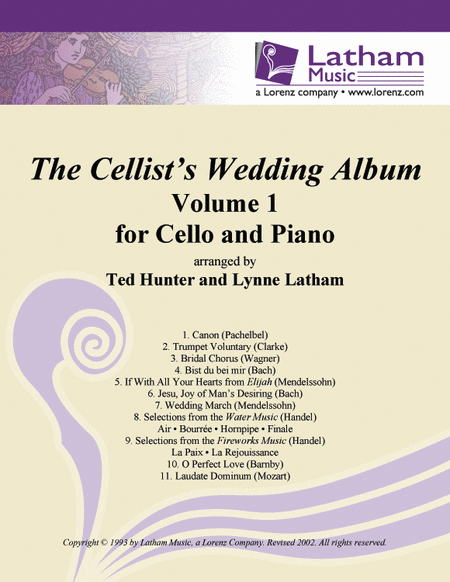 Cellist's Wedding Album
