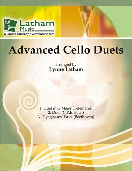 Advanced Cello Duets