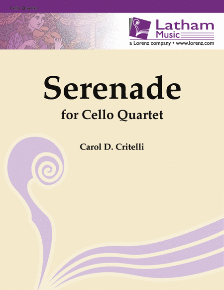 Serenade for Cello Quartet