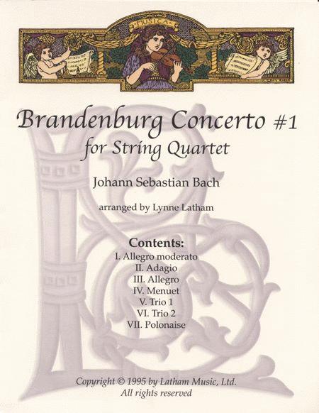 Brandenburg Concerto No. 1