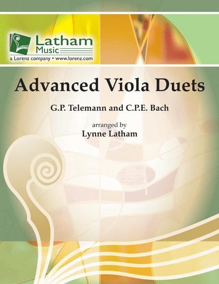 Advanced Viola Duets
