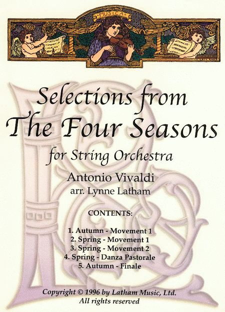 Selections from The Four Seasons
