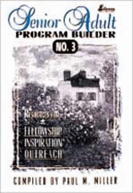Senior Adult Program Builder #3