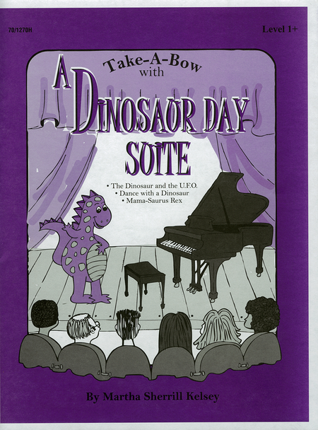 A Dinosaur Day Suite