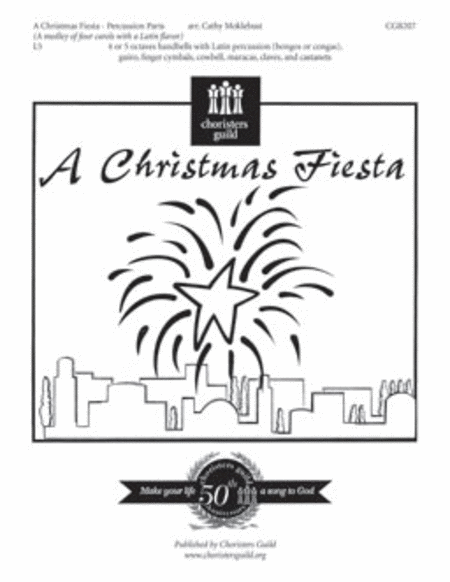 A Christmas Fiesta - Percussion Parts