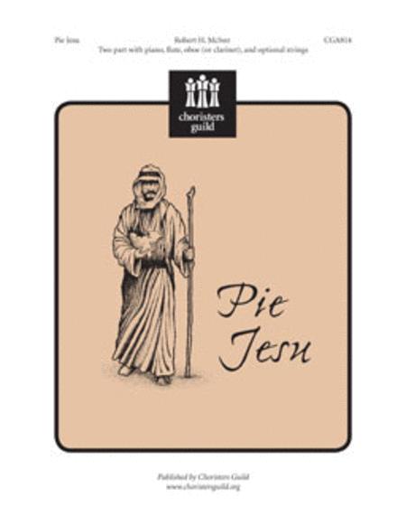 Pie Jesu - String Parts