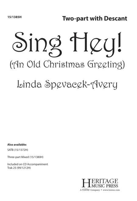Sing Hey