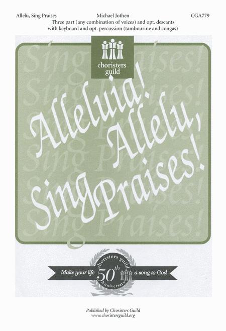 Allelu Sing Praises