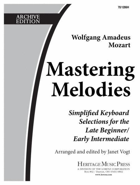 Mastering Melodies: Wolfgang Amadeus Mozart