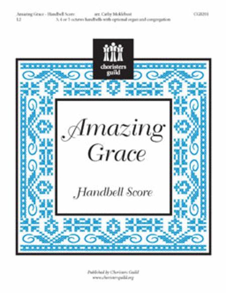 Amazing Grace - Handbell Score
