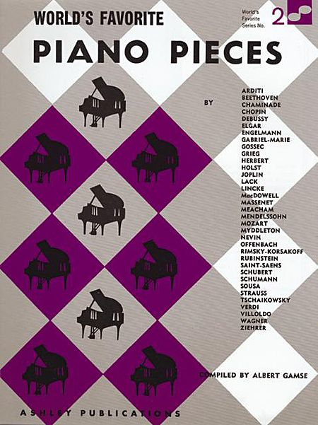 Piano Pieces 2 Worlds Favorite