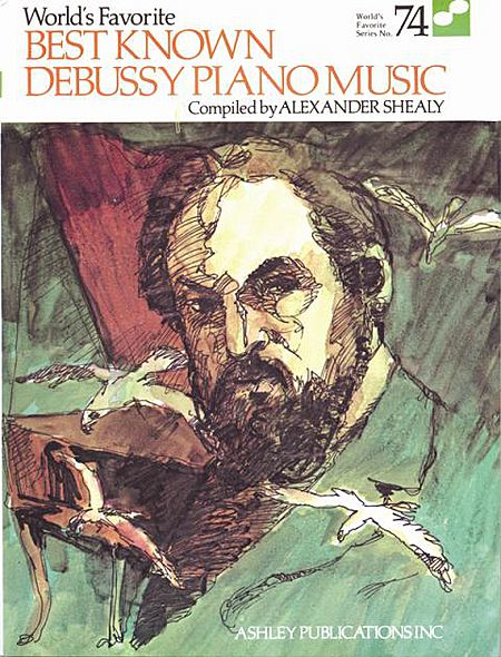 Best Known Debussy Piano Music
