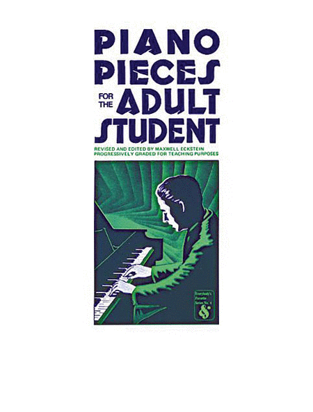 Piano Pieces For The Adult Student