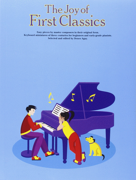 The Joy Of First Classics