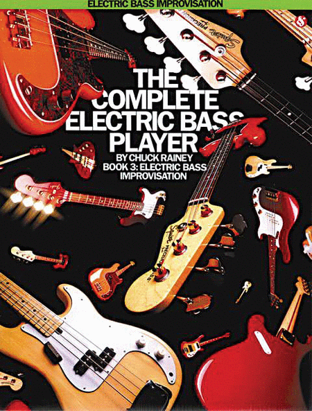 The Complete Electric Bass Player - Book 3