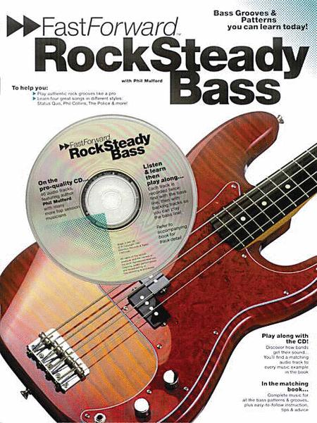 Fast Forward - Rock Steady Bass