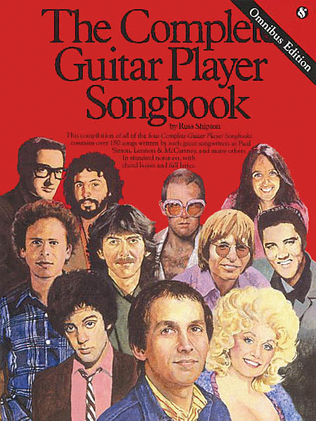 The Complete Guitar Player Songbook Omnibus Edition